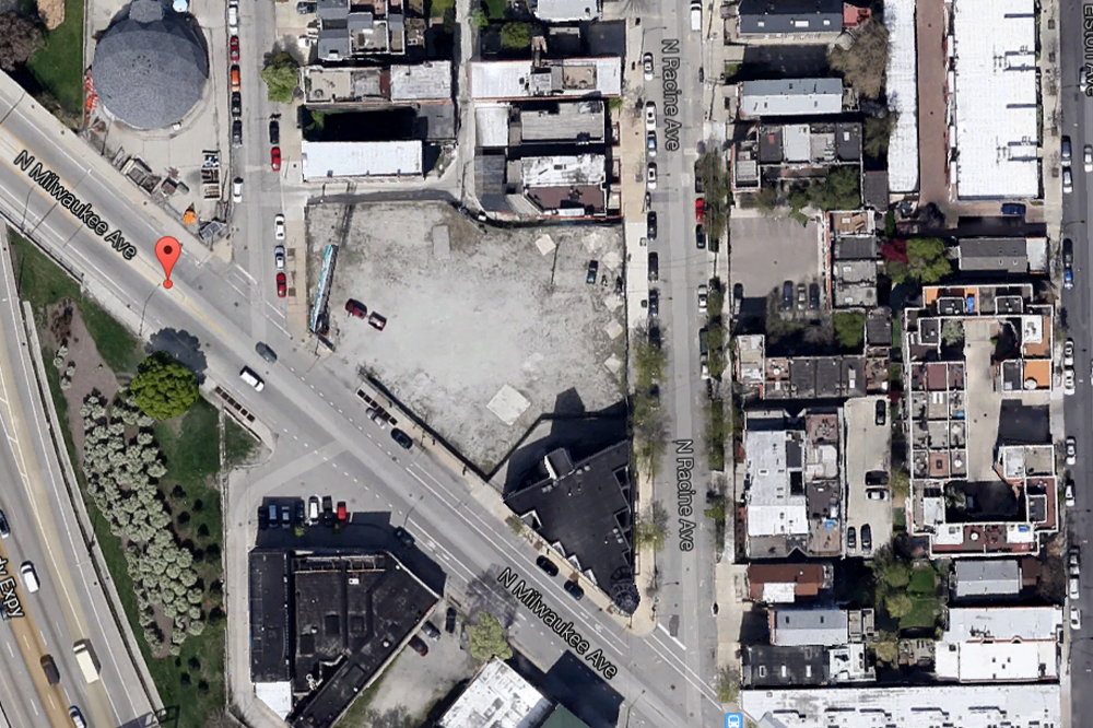 Prime Redevelopment Land in West Town