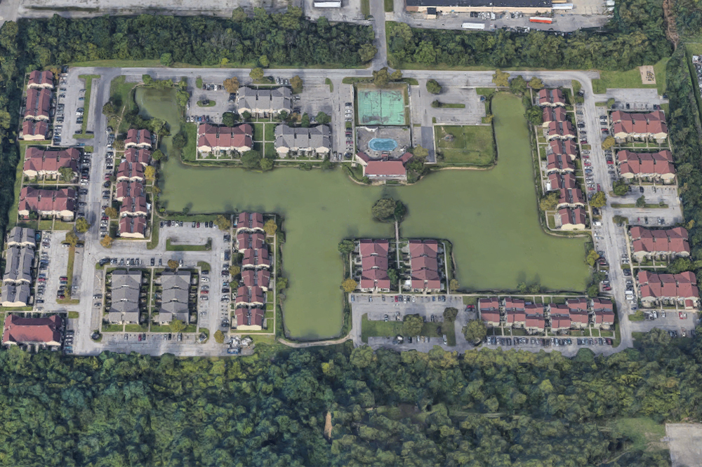 A 360 unit Apartment Complex in Columbus, OH - Sold!