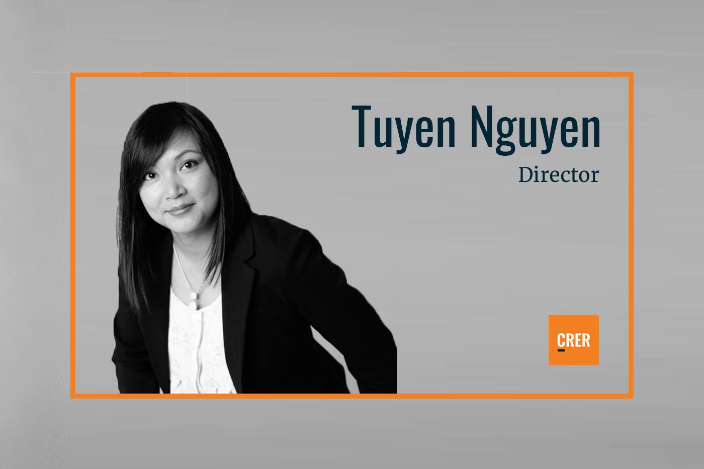 Tuyen Nguyen Joins CRER