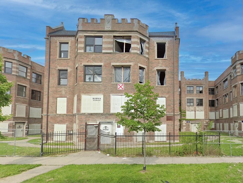 7109-29 S. Bennett Ave, Chicago