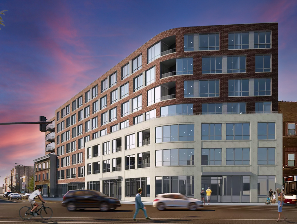 Logan Square Apartment Developments Forge Ahead
