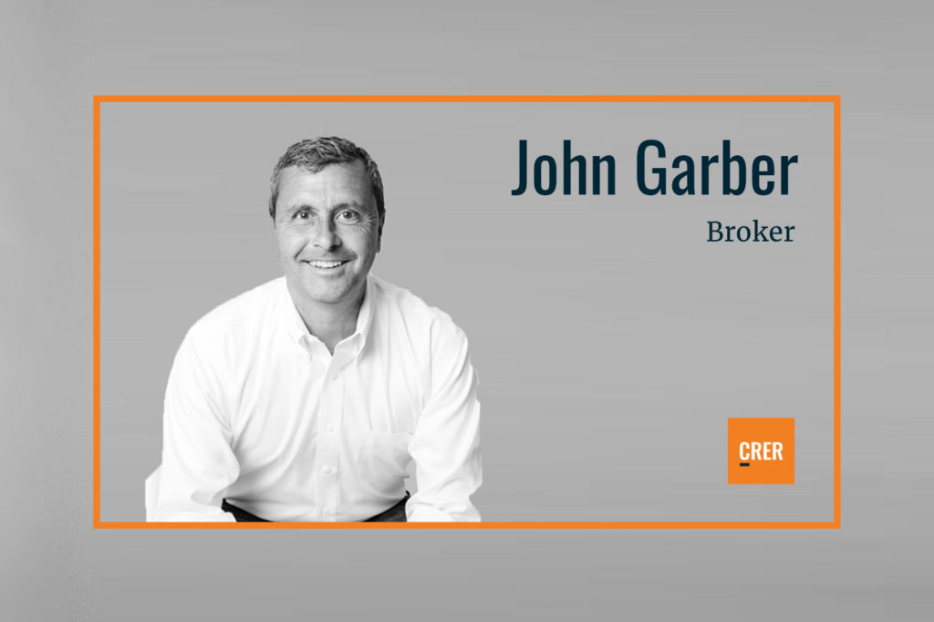 John Garber Joins CRER