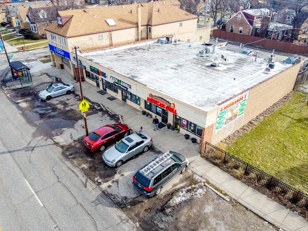 6141-6147 W Touhy Ave, Chicago, IL 60646