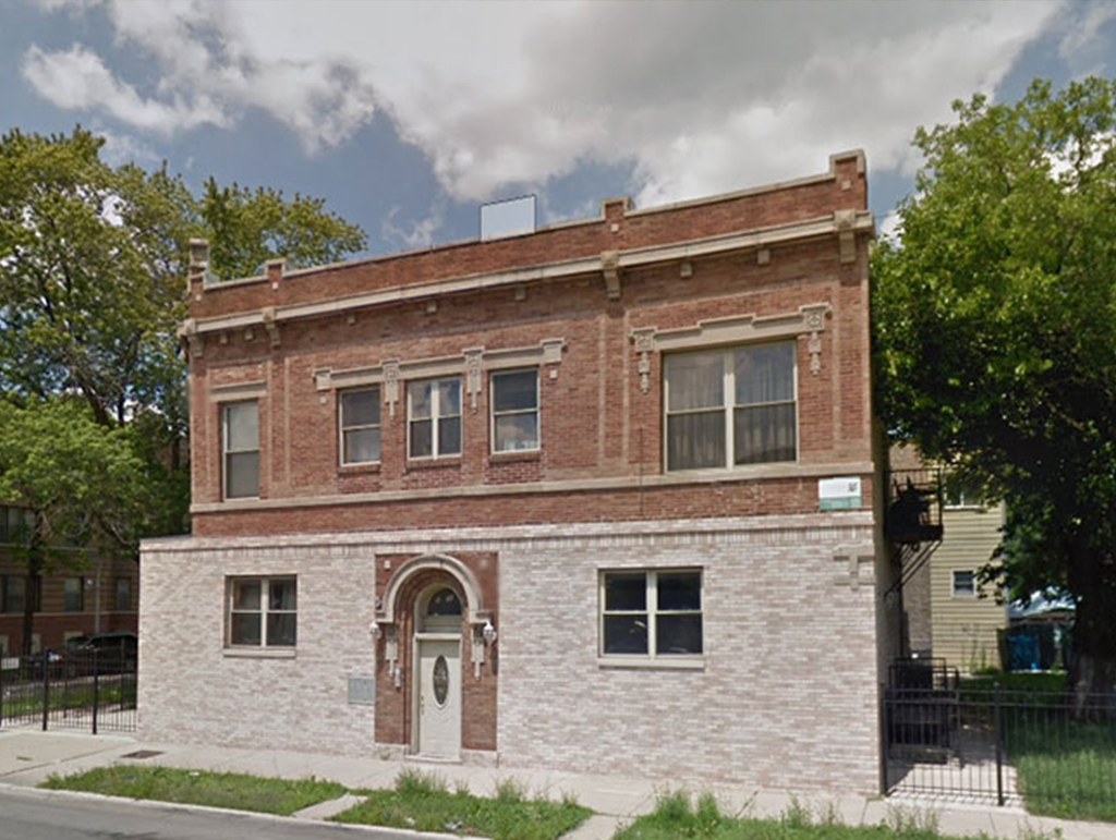 3658 W Cermak, Chicago, Illinois 60608
