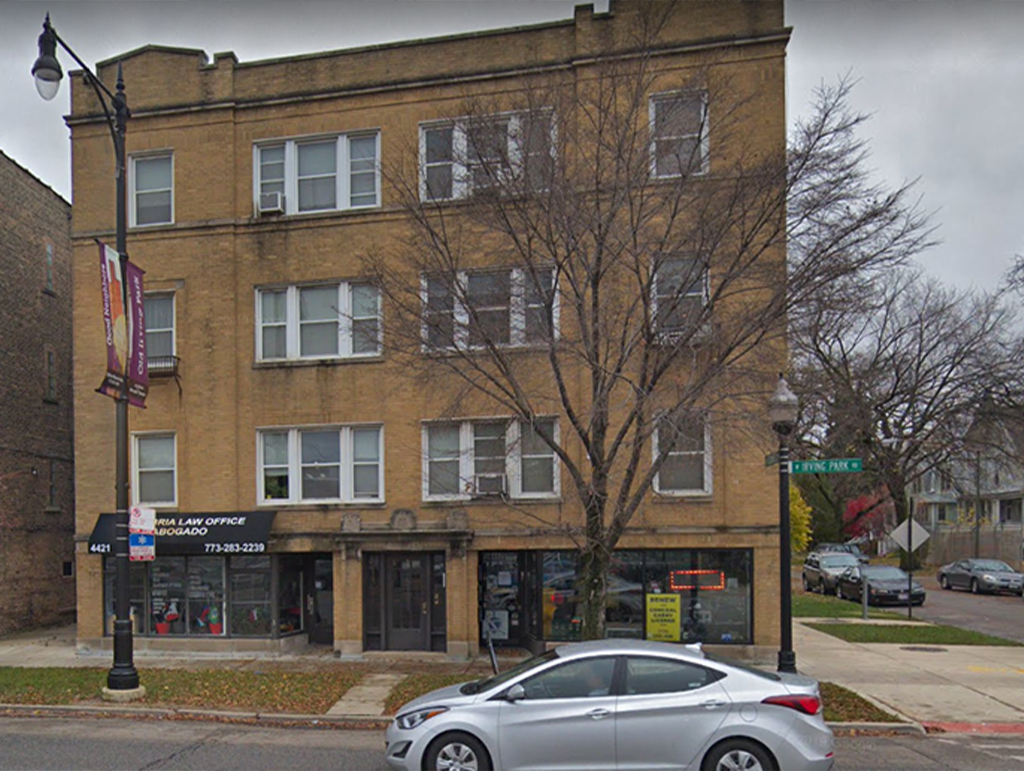 4423-4425 W Irving Park Road, Chicago, IL 60647