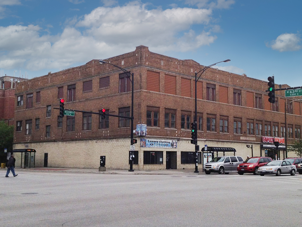 6301 S Western Ave Chicago, IL 60636