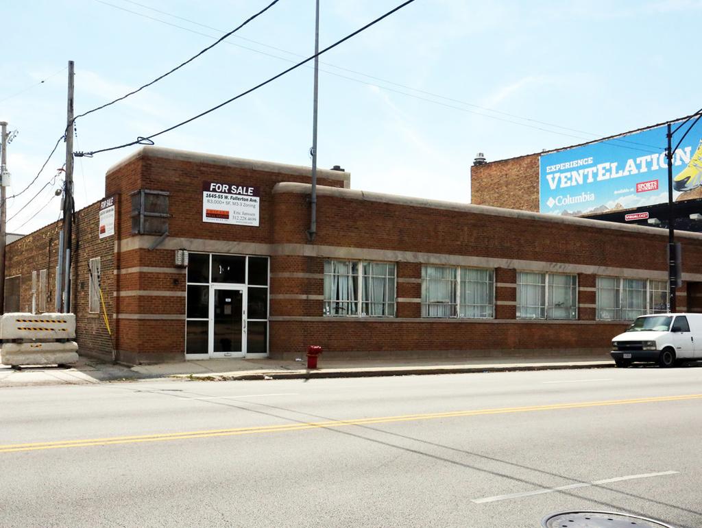 1645-55 W Fullerton Ave Chicago, IL 60614