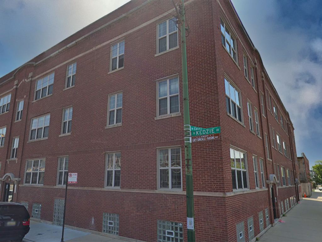 2852 N Kedzie Avenue, Chicago, IL 60618