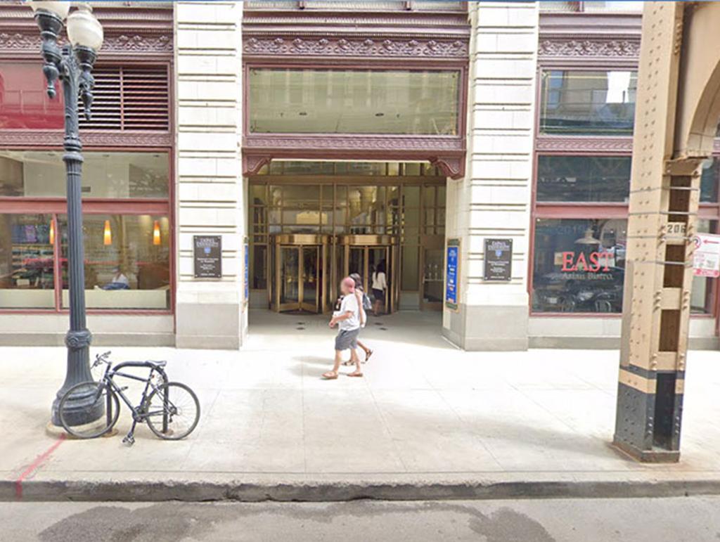 8 E Van Buren Street, Chicago, IL 60604