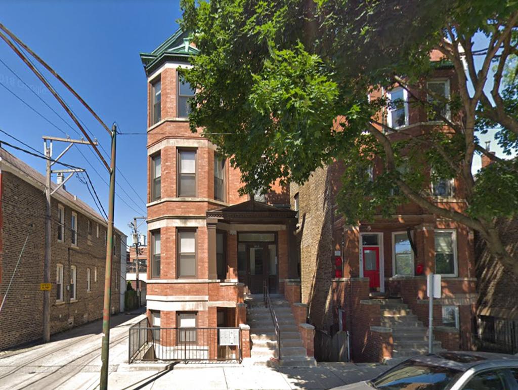 1814 N Wood St Chicago, IL 60622