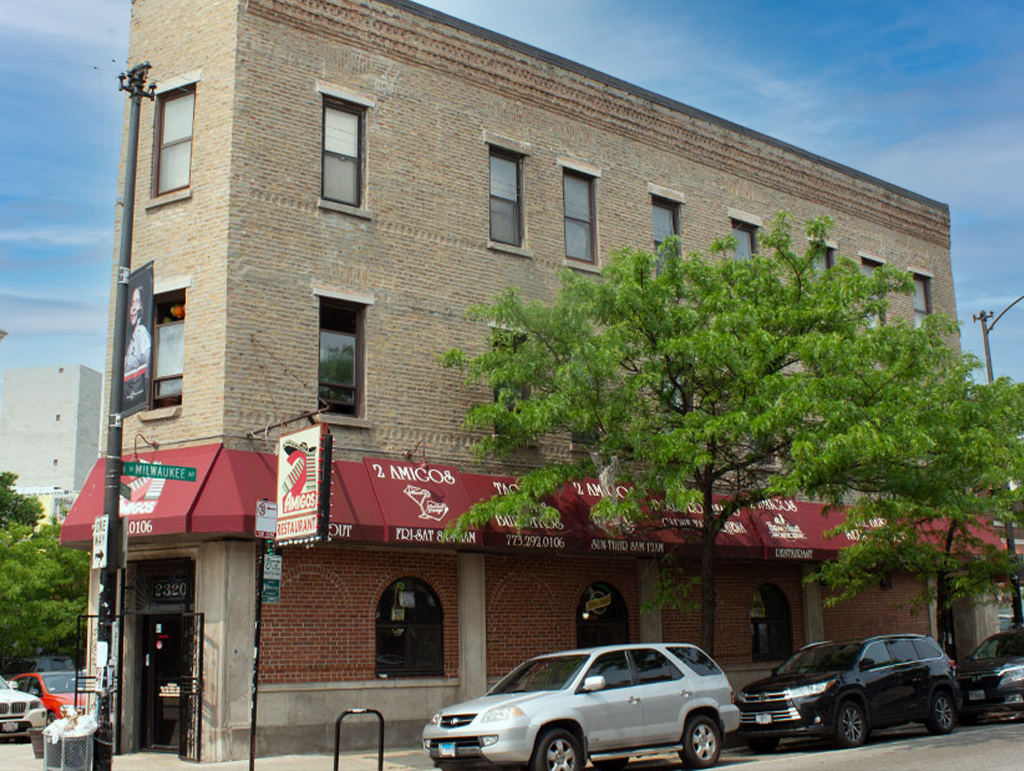 2320 N Milwaukee Ave Chicago, IL 60647