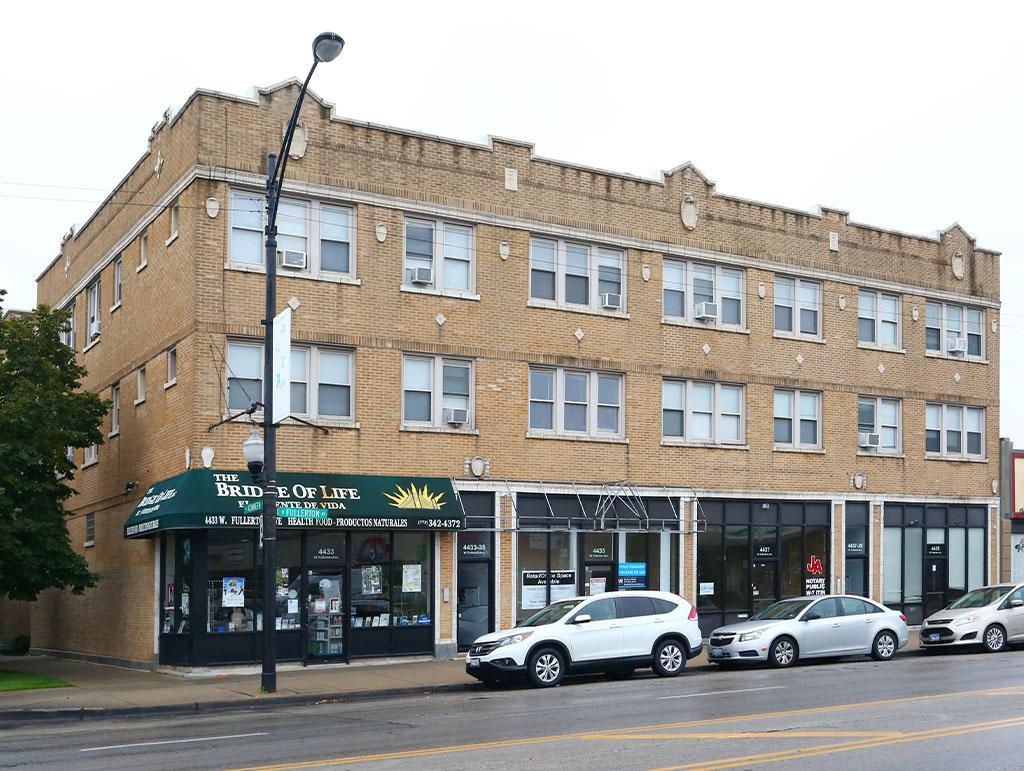 4421-39 W. Fullerton Chicago, IL 60639