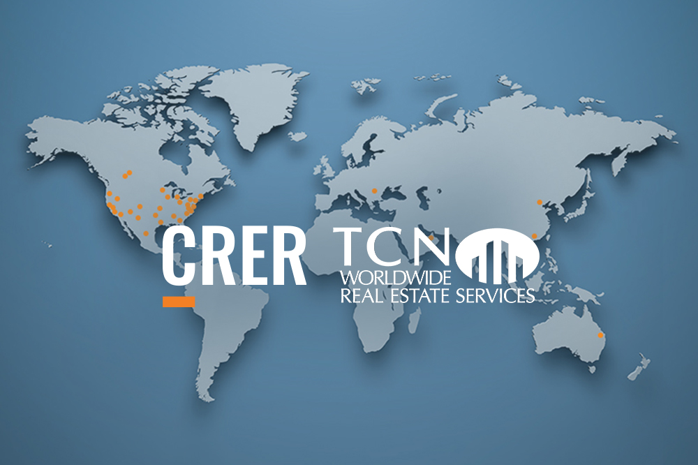 CRER/TCN Worldwide to represent Chicago's Retail and Multi-Family market as TCN Worldwide's newest member firm