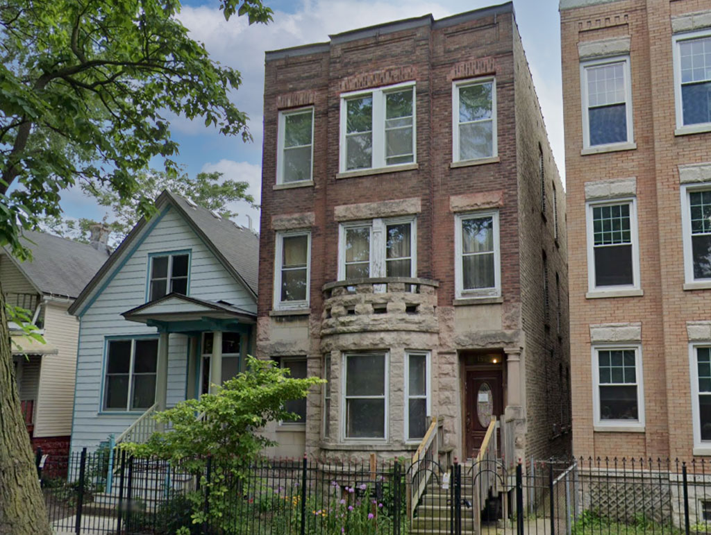 1628 N Drake Ave , Chicago, IL 60647