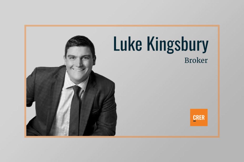 Luke Kingsbury join CRER